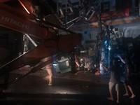 Xe trộn bê tông gây tai nạn khiến 2 người thiệt mạng, toàn đảo Cát Bà mất điện