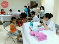 Khám sàng lọc tim bẩm sinh miễn phí cho 1800 em nhỏ tỉnh Nam Định