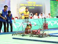 Robocon Việt Nam vẫn là sân chơi cuốn hút dù đã bước sang tuổi 17