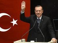 Thổ Nhĩ Kỳ tái khẳng định mục tiêu gia nhập EU và chống khủng bố