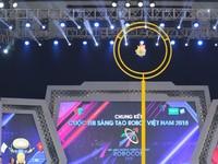 TRỰC TIẾP VCK Robocon Việt Nam 2018: Đại học Lạc Hồng đại thắng trong trận mở màn