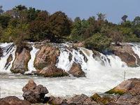 Khone Phapheng - Thác nước lớn nhất Đông Nam Á