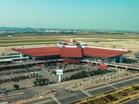 ACV plans to upgrade 15 airports