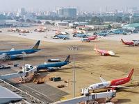 Thêm 37 chỗ đỗ máy bay tại sân bay Tân Sơn Nhất