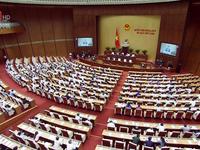 Quốc hội quyết định lùi thời gian thông qua Luật Đặc khu
