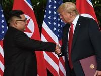 Toàn văn Tuyên bố chung Mỹ - Triều sau hội nghị thượng đỉnh lịch sử