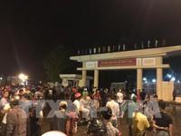 Công an Bình Thuận khởi tố vụ gây rối trật tự công cộng