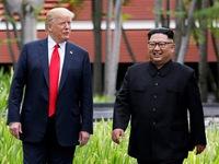 Hội nghị thượng đỉnh Mỹ - Triều của nhà lãnh đạo hai nước qua ảnh