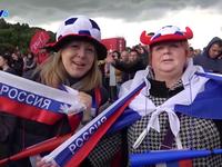 Giờ G sắp điểm - VTV rộn ràng không khí World Cup 2018