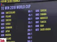 Cá độ bóng đá - Vấn đề nan giải mùa World Cup