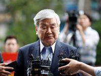 Chủ tịch Korean Air bị thẩm vấn vì trốn thuế và biển thủ