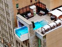 10 bể bơi vô cực hút hồn du khách