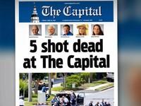 Capital Gazette ra số báo mới sau vụ xả súng