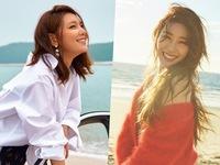 Sooyoung (SNSD) thể hiện sự hỗ trợ cho MV mới của đồng đội cũ Tiffany