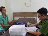 Tạm giữ đối tượng vận chuyển hơn 3,3 kg ma túy đá từ Lào về thành phố Vinh