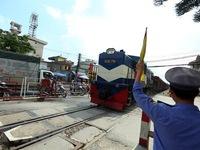 Lắp camera giám sát đường ngang đường sắt