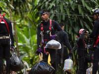 Giải cứu đội bóng Thái Lan: Đợt giải cứu thứ 2 nhanh hơn dự đoán