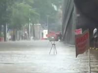 Mưa lớn gây ngập lụt tại Mumbai, Ấn Độ