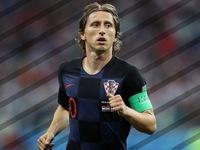 'Modric là tiền vệ xuất sắc nhất thế giới'
