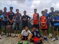 Chúc mừng Thái Lan thành công chiến dịch cứu hộ đội bóng thiếu niên