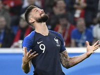 'Chân gỗ' Giroud không thể ngăn cản ĐT Pháp làm nên lịch sử ở FIFA World Cup™