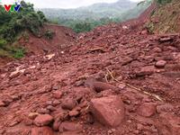 Khẩn trương di dời hơn 100 hộ dân khỏi vùng có nguy cơ sạt lở tại Lai Châu