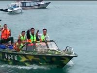 Bộ đội biên phòng Bà Rịa Vũng Tài cứu hộ tàu cá gặp nạn trên biển