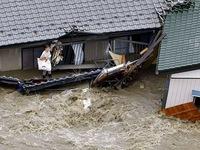 Người dân Nhật Bản đối mặt với những nỗi lo mới hậu lũ lụt