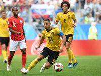 Chấm điểm ĐT Bỉ 2 – 0 ĐT Anh: Đẳng cấp của Hazard và De Bruyne