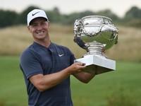 Alex Noren vô địch giải golf Pháp mở rộng 2018