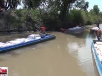 Quản lý thị trường An Giang bắt giữ hàng chục tấn đường cát nhập lậu