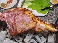 Khó quên hương vị cừu nướng Ninh Thuận