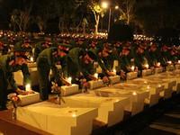VTV THTT 'Cháy mãi ngọn lửa tri ân' kỷ niệm 71 năm Ngày Thương binh - Liệt sĩ (20h10, VTV1)