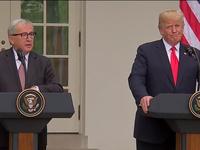Mỹ và EU đạt thỏa thuận mới nhằm giảm căng thẳng thương mại
