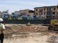 Dự án bất động sản Nha Trang bán hàng khi chưa xong hạ tầng