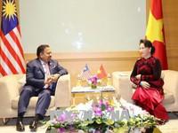 Quan hệ giữa Việt Nam và Malaysia không ngừng được vun đắp và phát triển