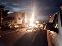Nhận định nguyên nhân ban đầu vụ xe rước dâu gặp nạn khiến 13 người chết