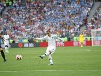 Chấm điểm ĐT Pháp 2-0 ĐT Uruguay: Griezmann đã hay còn may