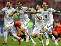 Lịch thi đấu và tường thuật trực tiếp tứ kết FIFA World Cup™ 2018 ngày 7/7 và sáng 8/7: Thụy Điển - Anh, Nga - Croatia