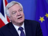 Bộ trưởng phụ trách đàm phán Brexit của Anh bất ngờ từ chức