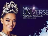 Hoa hậu Hoàn vũ thế giới 2018 trở lại Thái Lan