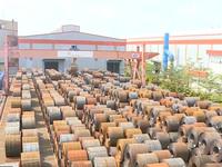 EU áp thuế hạn ngạch 3 lên thép Việt