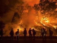 Bang California, Mỹ ban bố tình trạng khẩn cấp do cháy rừng