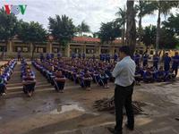 Vụ học viên cai nghiện bỏ trốn ở Tiền Giang: Đã đưa trở lại trại 224 người