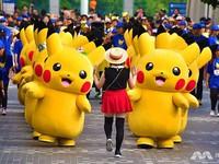 Lễ hội Pikachu vui nhộn tại Nhật Bản