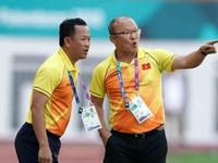 HLV Park Hang Seo tự tin trước trận gặp ĐT Olympic Bahrain