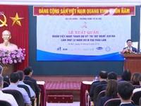 Đoàn Việt Nam dự thi 26 nghề tại kỳ thi tay nghề ASEAN