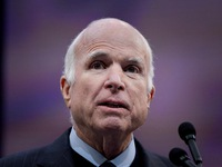 Thượng nghị sĩ Mỹ John McCain - Người đóng góp tích cực cho quan hệ Mỹ - Việt