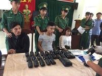 Biên phòng Quảng Trị bắt vụ vận chuyển trên 65.000 viên ma túy tổng hợp