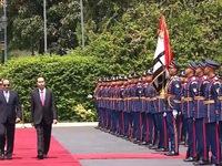 Tuyên bố chung Việt Nam - Ai Cập